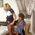 Elegant Moms In Nylon