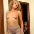 Moms In Pantyhose Sex