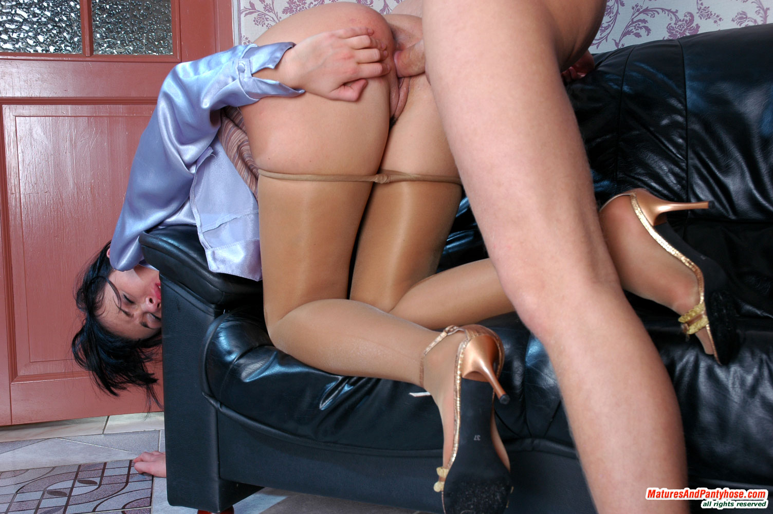 Apologise, In crazy pantyhose sex action charming really. All